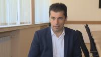 Кирил Петков пред БНТ: Не е прозрачен начинът на управление