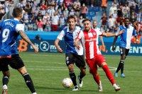 Алавес нанесе първа загуба на шампиона в Ла Лига