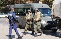снимка 1 Откриха невзривен снаряд в района на НДК (СНИМКИ)
