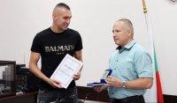 Мартин Камбуров получи престижна награда