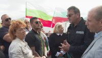 След протестите в Айтос: Обещаха да започне процедура за изграждането на обходен път