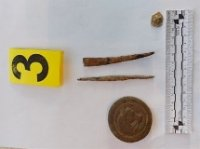 снимка 3 Разкриха два случая на иманярска дейност в района на Силистра