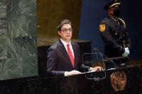 Пендаровски: РСМ е готова за цялостно прилагане на Договора за приятелство