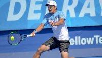 Американец се оттегли от участие на Sofia Open