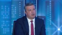 Драгомир Стойнев: БСП избра Радев за президент - искаме да знаем подкрепя ли новия проект