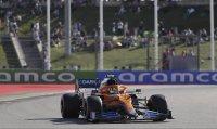 Ландо Норис спечели квалификацията на пистата в Сочи