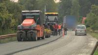 Докъде стигна ремонтът на пътя София-Самоков