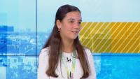 Ученичка от София стана вицешампионка на международно състезание по английски език