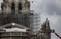 Приключи укрепването на Нотр Дам, започва възстановяването на катедралата