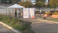 Откриха мобилен ваксинационен кабинет на Димитровградския пазар