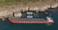 Водолазна група ще направи оглед на заседналия кораб край Яйлата