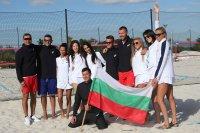 България започва днес участието си на Световната купа по плажен тенис