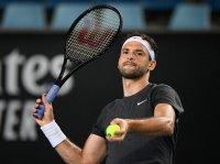 Григор Димитров ще играе на турнира във Виена