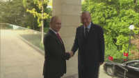 Среща Путин - Ердоган: Разговор за Сирия и руското оръжие за Турция