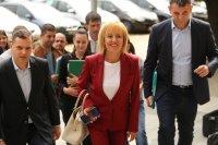 Манолова: Разширяваме коалицията с още две формации