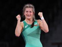 Олимпийската медалистка Евелина Николова стартира на Световното