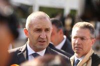 Румен Радев: Мисля, че е време Борисов да се кандидатира за президент