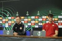 Стойчо Младенов: Играем вкъщи, ще трябва да защитим авторитета на ЦСКА