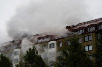 Взрив избухна в жилищна сграда в Швеция, има пострадали (СНИМКИ)