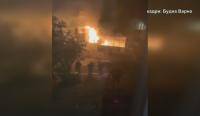 Задържаха за разпит майката на загиналите в пожара деца