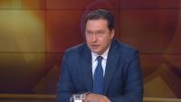 Даниел Митов, ГЕРБ: За мен няма никакво съмнение, че проф. Герджиков ще отиде на балотаж