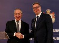 Лавров: Отношенията със Сърбия са чисто стратегически