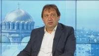 Арх. Иван Шишков, МРРБ: Пътностроителни фирми са получили почти милиард и половина аванси