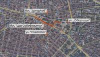 Миньори излизат на протест в центъра на София