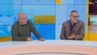"""Реформи или стабилност на всяка цена: Бабикян vs. Дилов в """"Денят започва"""""""