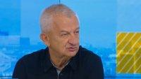 Крушарски: Подкрепих Боби Михайлов, не видях програмата на Бербатов
