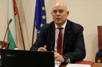 Гешев внесе в КС искане срещу разпоредба за материалните активи на Бюрото по защита