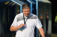 Любо Пенев отново е треньор на Царско село