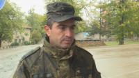 Военен от Благоевград спаси припаднал младеж, докато чака жена си да роди