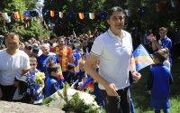 """Боримиров ще работи за обединението на """"сините"""" фенове"""