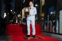 "007 на Алеята на славата: Даниел Крейг вече има звезда на булевард ""Холивуд"""