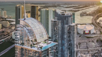 Сграда на бъдещето: Във Флорида строят небостъргач, напълно защитен от пандемии