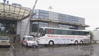 Ваксинация и на летището: Мобилен пункт на Терминал 1