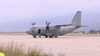 "Летателна тренировка със самолет ""Спартан"" на летище Крумово"