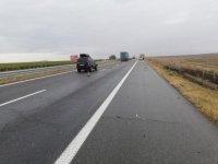 """Шофьорът на колата от катастрофата на """"Тракия"""" е с черепно-мозъчна травма"""