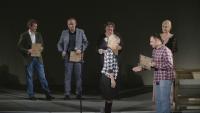 Авторски спектакли триумфираха на Европейския фестивал на пътуващия театър