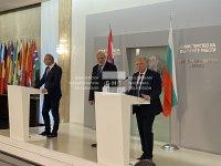 До края на октомври ще се проведе нов кръг от преговорите София-Скопие