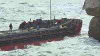 """""""Морска администрация"""": Няма опасност корабът """"Вера Су"""" да се разцепи"""