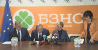БЗНС ще подкрепи проф. Герджиков и полк. Митева на президентските избори
