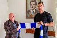 Левски удължи договора на полузащитник