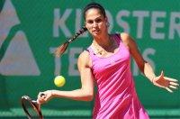Шиникова допусна обрат на четвъртфиналите в Севиля