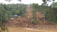 Десетки жертви на земни свлачища в Индия
