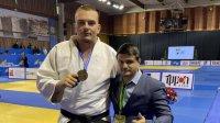 Ивайло Димитров спечели бронзов медал от ЕК по джудо след тежка травма