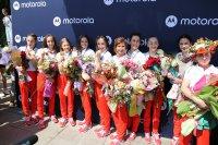 Златен медал за ансамбъла в Марбея с рекордна оценка