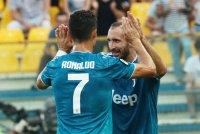 Киелини обвини Роналдо за лошата форма на Ювентус