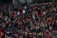 ЦСКА продължава преговорите със здравните власти за допускане на зрители на мача със Зоря